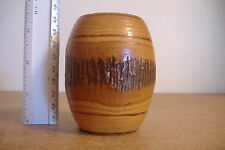 VINTAGE~WOOD BARREL BANK~WINONA S FALLS BUSHKILL PA~