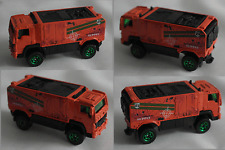 MATCHBOX-Desert thunder v16 rallye-camion orange