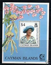 Cayman Is 1995 Queen Mother 95th Birthday MS810 MNH