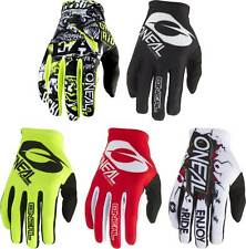 O'Neal Matrix Gloves - MX Motocross Dirt Bike Off-Road ATV MTB Mens Gear