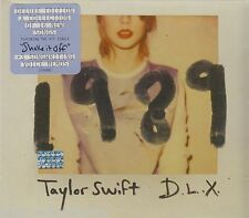 DELUXE EDITION Taylor Swift CD 1989 Collection Of 16 Songs INCLUDES Pictures NEW
