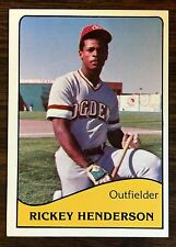 1979  TCMA Ogden A's Complete Minor League Set  w/ RICKY HENDERSON RC G7017117