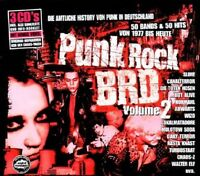 PUNK ROCK BRD 2 3 CD NEU