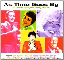 Tonny Bennet - Bobby Vinton - Doris Day : As Time Goes By - 18 classic