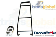 Expedition Rear Roof Rack Access Ladder for Land Rover Discovery 1 2 Terrafirma