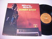 Sonny Stitt What's New!!! 1966 Mono LP VG++