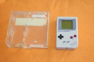 Nintendo Gameboy Classic grau inkl Koffer Hülle Box