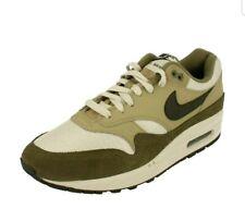 Nike Air Max 1 Medium Olive/Sequoia Uk 6  Bnib AH8145 201 Mens Trainers