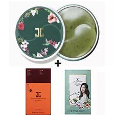 JAYJUN Green Tea Eye Gel Patch Eye Care  60sheets +mask 2pcs