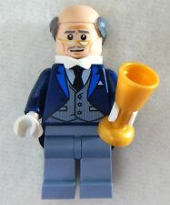 NEW LEGO BATMAN MOVIE ALFRED PENNYWORTH MINIFIG figure 70909 batcave break-in