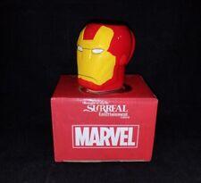 New Marvel Iron Man Mini Mug 6 oz Surreal Entertainment 2016 Molded Ceramic