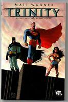 Trinity *TPB* (2004) NM *Matt Wagner* 3rd Printing- Batman Superman Wonder Woman