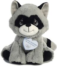 "Aurora - Precious Moments - 8.5"" Rascal Raccoon"
