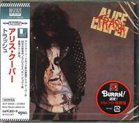 ALICE COOPER-TRASH-JAPAN BLU-SPEC CD2 BONUS TRACK D73