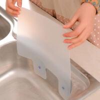 kitchen organizer shelf prateleira wall shelf sucker splash water baffle GT