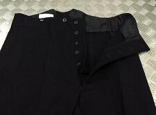 Genuine British Army No1 Blues Uniform Dress Trouser Cavalry Pattern No Stripes