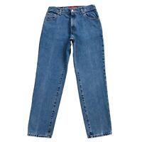 Vintage Levi's 550 Women Blue Moms Relaxed Straight Fit Jeans 10 Mis M/ W30 L32