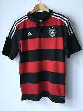 Germany Deutschland Away Football Shirt Soccer Jersey adidas Youth sz XL / 176cm