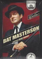 BAT MASTERSON: Best of Season 1, 1958-59 (2-Disc Set, 2012, 12 Episodes) - NEW