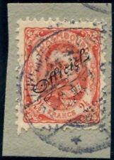 Lot N°6513 Luxembourg Service N°112 Oblitéré Qualité TB