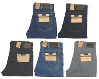 Uomo WRANGLER Jeans STRETCH - W10I - 5 Colori a scelta w 31 bis 46 OFFERTA
