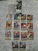 Cardfight vanguard Festival Collection Multi Clan Foil RR PG/DRAW LOT