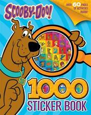 Scooby Doo 1000 Sticker Book Activity new