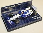 Minichamps 1/43 Scale 400 020006 Williams F1 BMW FW24 J.P Montoya 2002 Diecast