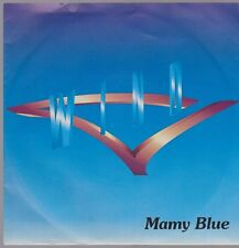 "7"" Wind Mamy Blue / Nur mit Dir 80`s Polydor Jupiter Records (Near Mint!)"