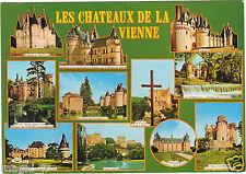 87 - cpsm - Châteaux de la Vienne
