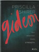 Priscilla Shirer Gideon: Your weakness. God's strength. Bible DVD study