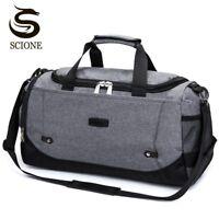 Nylon Travel Bag Large Capacity Hand Luggage Travel Duffle Bags Nylon