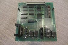 Hitachi Seiki INO-13 IN0-13 10-09-03-00 Seicos II III Interface Distribution CNC