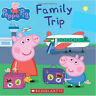 Peppa Pig Family Trip (Paperback) NEW FREE shipping $35