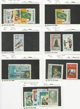 Brazil, Postage Stamp, #1085/1146 Mint Nh (Couple Lh), 1968-69, Jfz