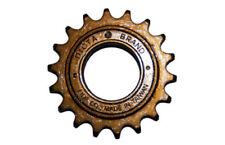 Cassettes, couronnes et pignons de vélo marron