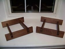 **Free Shipping** Solid Walnut Speaker Stands made for JBL L100 Century Speakers