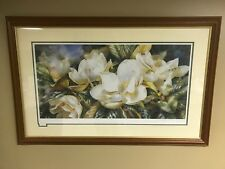 Darryl Trott, Signed Limited Edition Watercolor Print, Professionally Framed COA