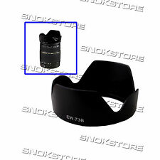 LENS HOOD for CANON CAMERA EW-73B paraluce lente obiettivo CANON EF 17-85 18-135