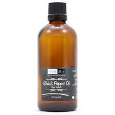 100ml Negro Pimienta Aceite Esencial Puro