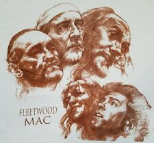 Fleetwood Mac Another Link In The Chain Tour T Shirt 1994-95 Full Graphic Sz L