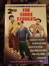 The Three Stooges - 2-Pack (DVD, 2003)