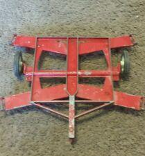 Ertl Tractor Attachment 4-Roller Discer Diecast