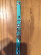 BCBG True Affirmation Silicone Bracelet