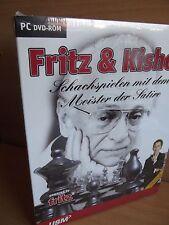 Balder, Hugo Egon Fritz & Kishon PC DVD-ROM Schachspielen mit dem Meister der