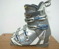 NEW NORDICA OLYMPIA WOMEN SKI BOOTS - SIZE 27.5 WOMEN SIZE 10.5