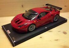 Ferrari 458 Italia GT2 rot 2011  - 1:18 - BBR MR Collection - lim. 199 Stk.