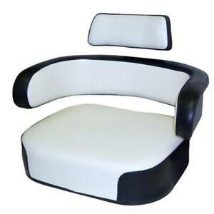Vinyl Seat Fits Case-IH Tractor Models 730, 770, 830, 870, 930, 970, 1030, 1070