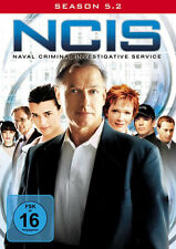3 DVDs * NCIS -  STAFFEL / SEASON 5.2 - NAVY # NEU OVP +