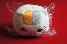 SANRIO Natsume Yuujinchou Nyanko Sensei Mobile stand Stuffed (White)